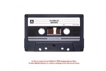 Creme Musik Tujubelas Mixtape Cover