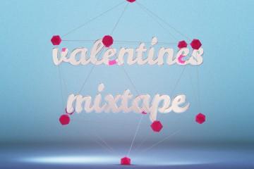 Creme Musik Valentine Mixtape Cover