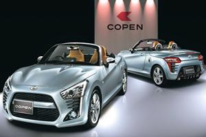 Astra Daihatsu Motor Announces New Daihatsu Copen 2015