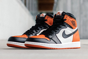"""Air Jordan 1 Retro High OG """"Shattered Backboard"""" Soon Available at Nike  Indonesia Pacific Place Store in Jakarta"""