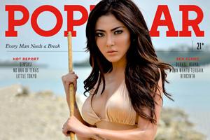 Popular Magazine Agustus 2015 Ayu Aulia