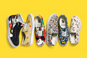 """d2ba10e1fa Vans and Disney Latest """"Young at Heart"""" Collection Now Available  Exclusively at Vans Indonesia Grand Indonesia and Kota Kasablanka"""