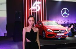 Mercedes Benz Anniversary Thumbnail