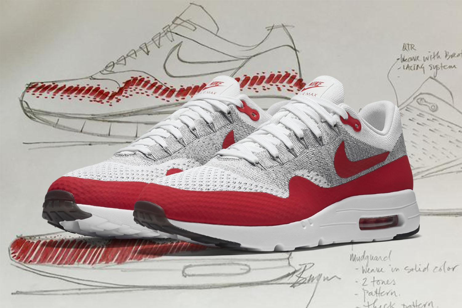 3e9588add276 NHBL - Nike Reconstruct The Iconic Air Max 1 with Ultra Flyknit
