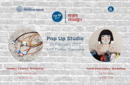 Pop Up Market Studio Workshop Thumbnail