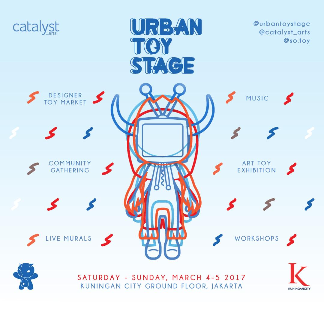 Urban Toy Stage 2017