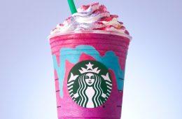 Starbucks Unicorn Frappuccino Thumbnail