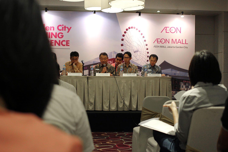 AEON Mall Jakarta Garden City 12