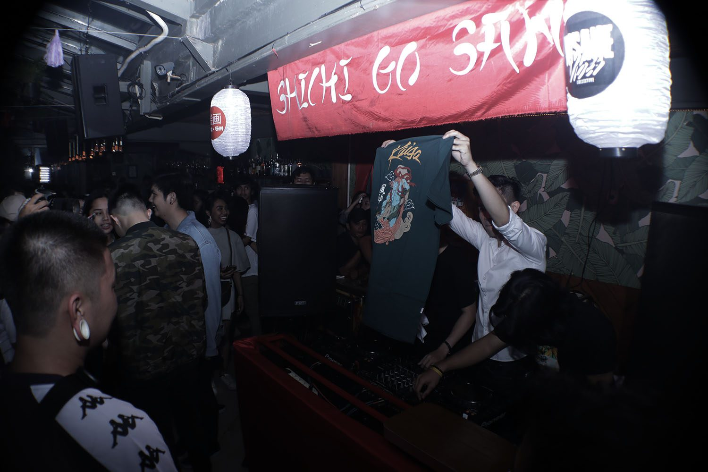 Kaiga 3rd Anniversary Party Sichi Go San 1