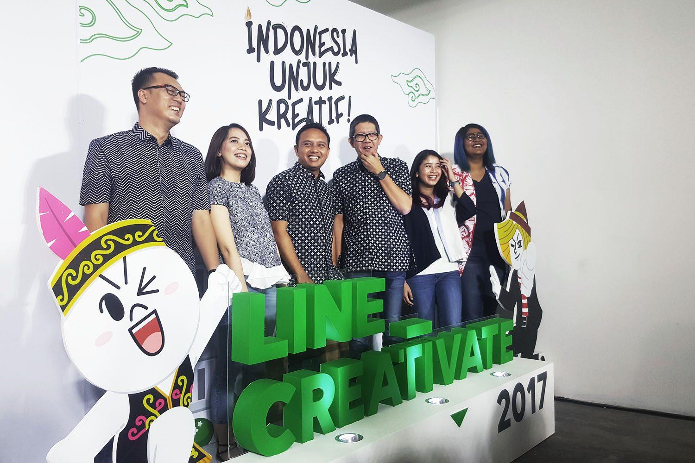 LINE Creativate 2017 2