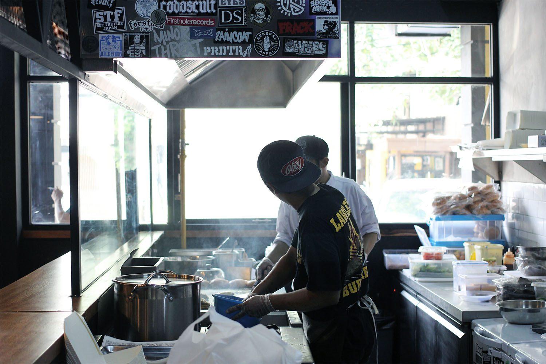 Lawless Burgerbar Kemang 6