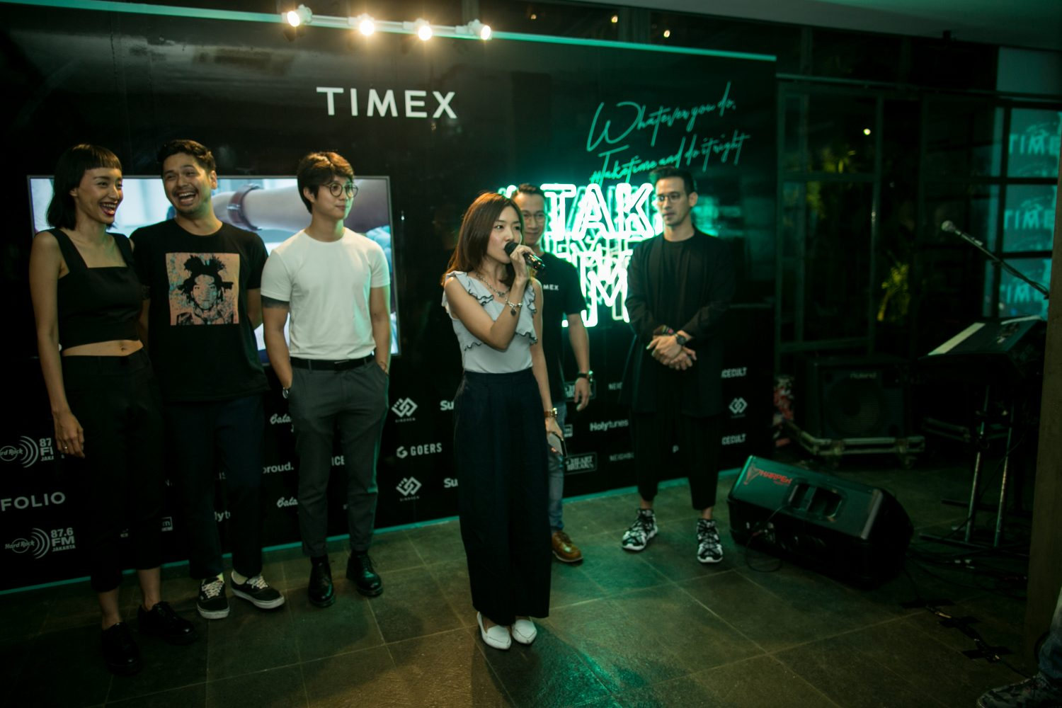 Timex Take Time Party 8 Neighbourlist