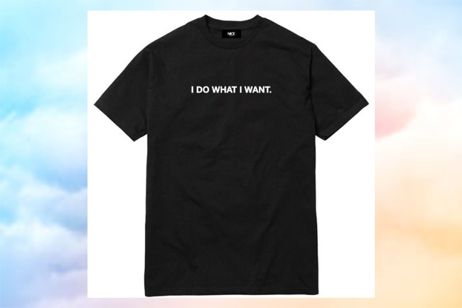 ABC NICE TODAY DO WHAT YOU WANT TEE 1