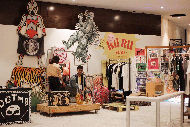 3 Brightspot Market Neighbourlist Day 2 – Ruru Shop