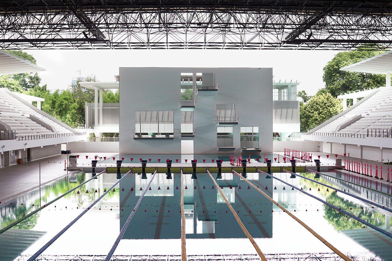 Aquatics Stadium GBK Neighbourlist 1