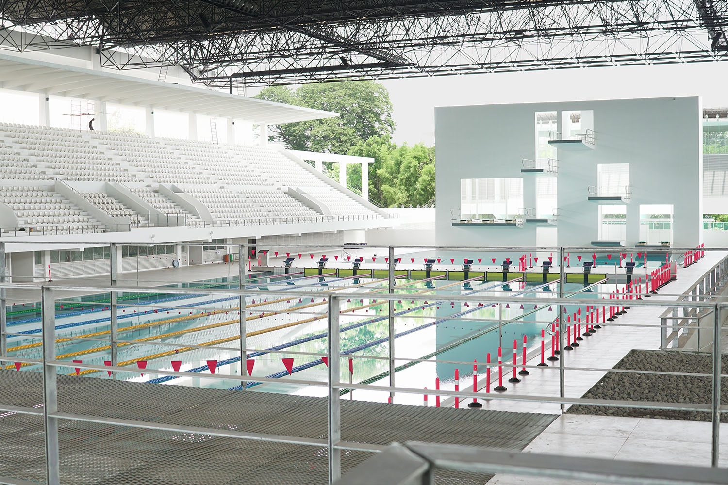Aquatics Stadium GBK Neighbourlist 2