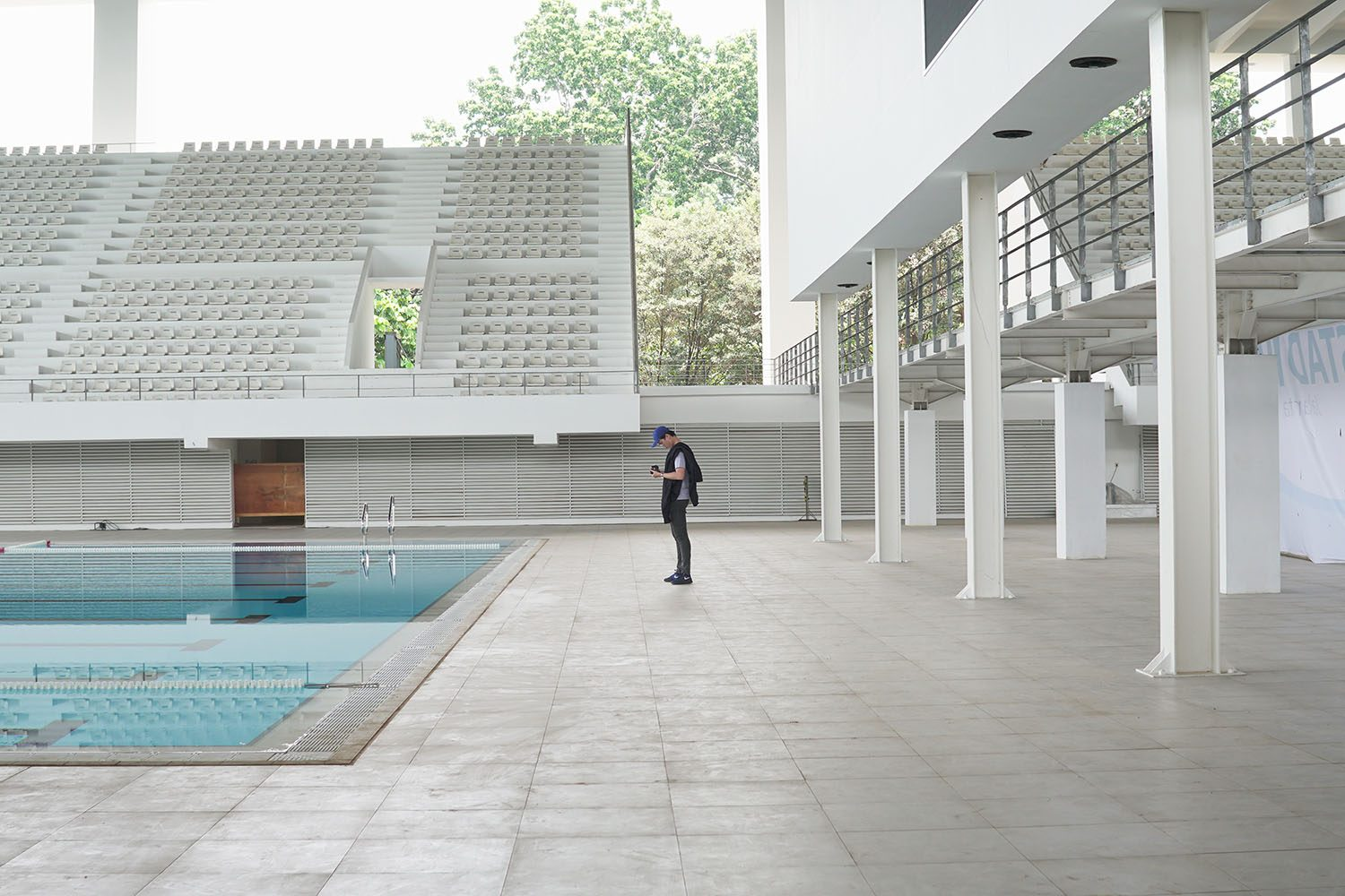 Aquatics Stadium GBK Neighbourlist 3