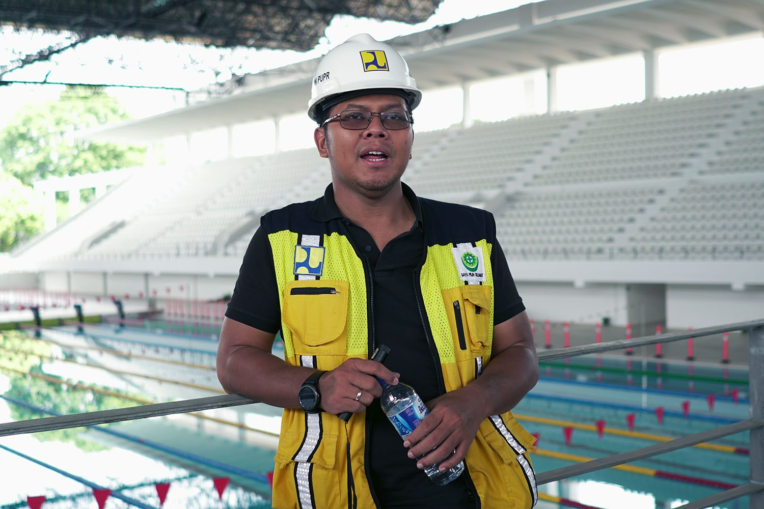 Aquatics Stadium GBK Neighbourlist 6