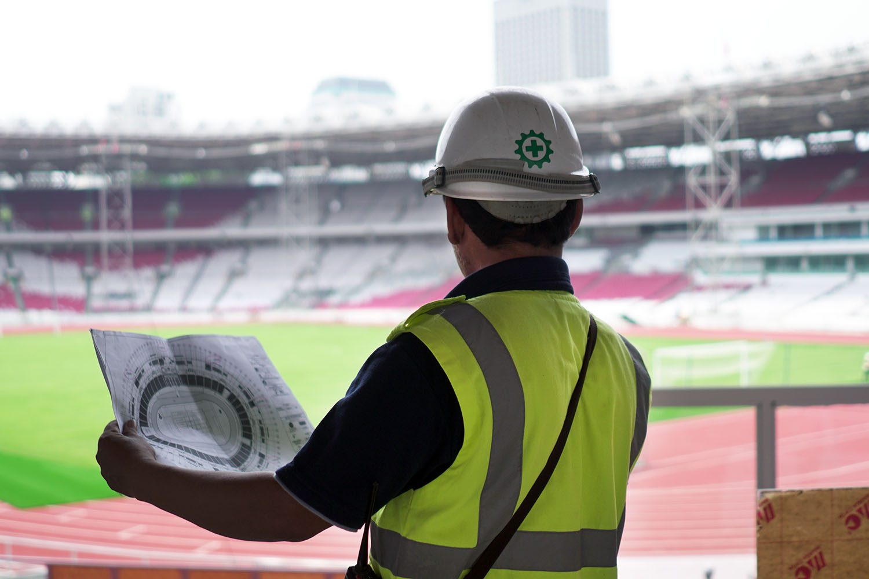 Stadium Gelora Bung Karno Neighbourlist 1