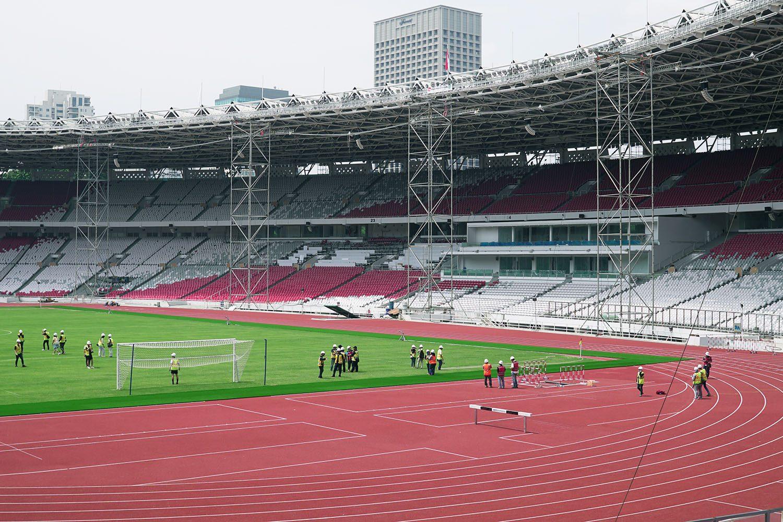 Stadium Gelora Bung Karno Neighbourlist 3