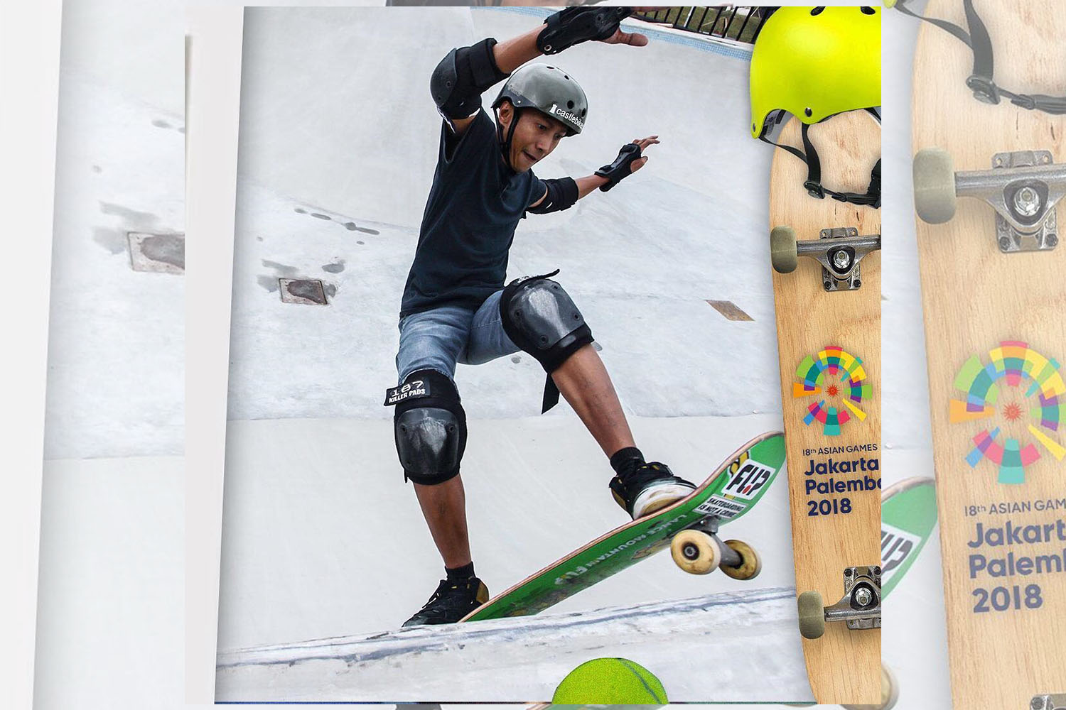 ASIAN GAMES 2018 SKATEBOARD FEATURED IMAGE - Asian Games 2018 Skateboard