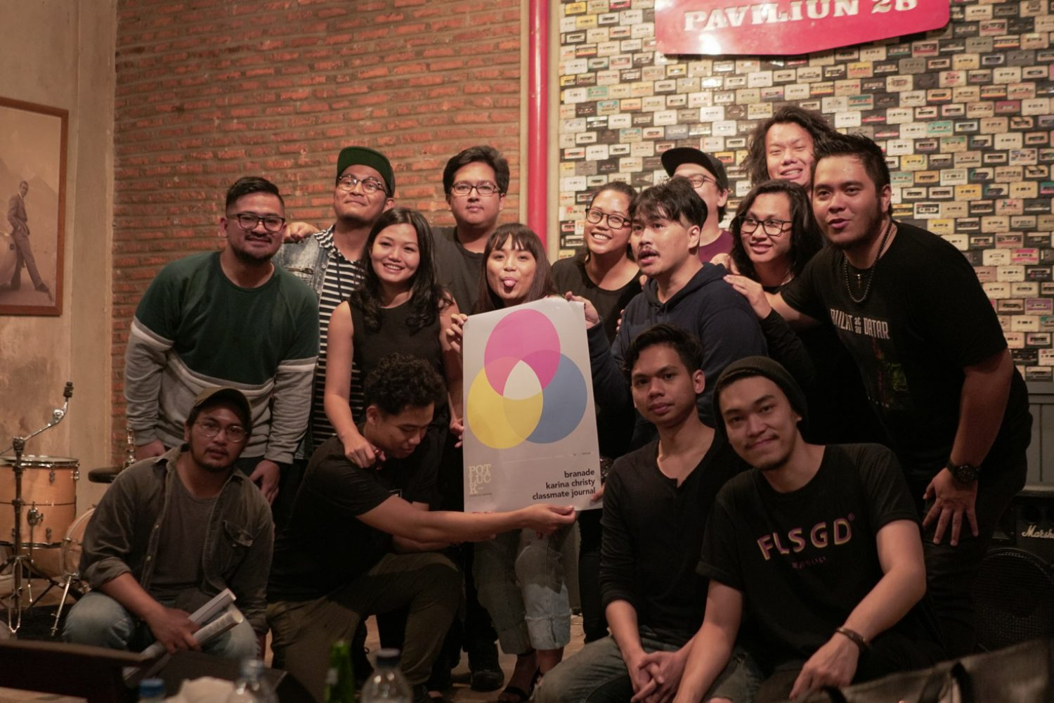 Potluck Mabes Music Karina Christy Neighbourlist 7