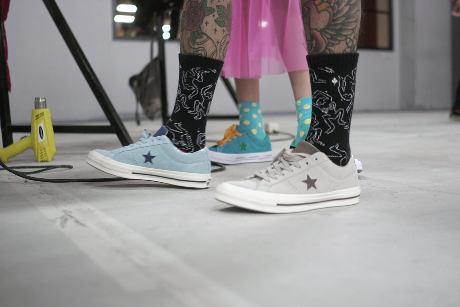 Converse Rated One Star Neighbourlist 12