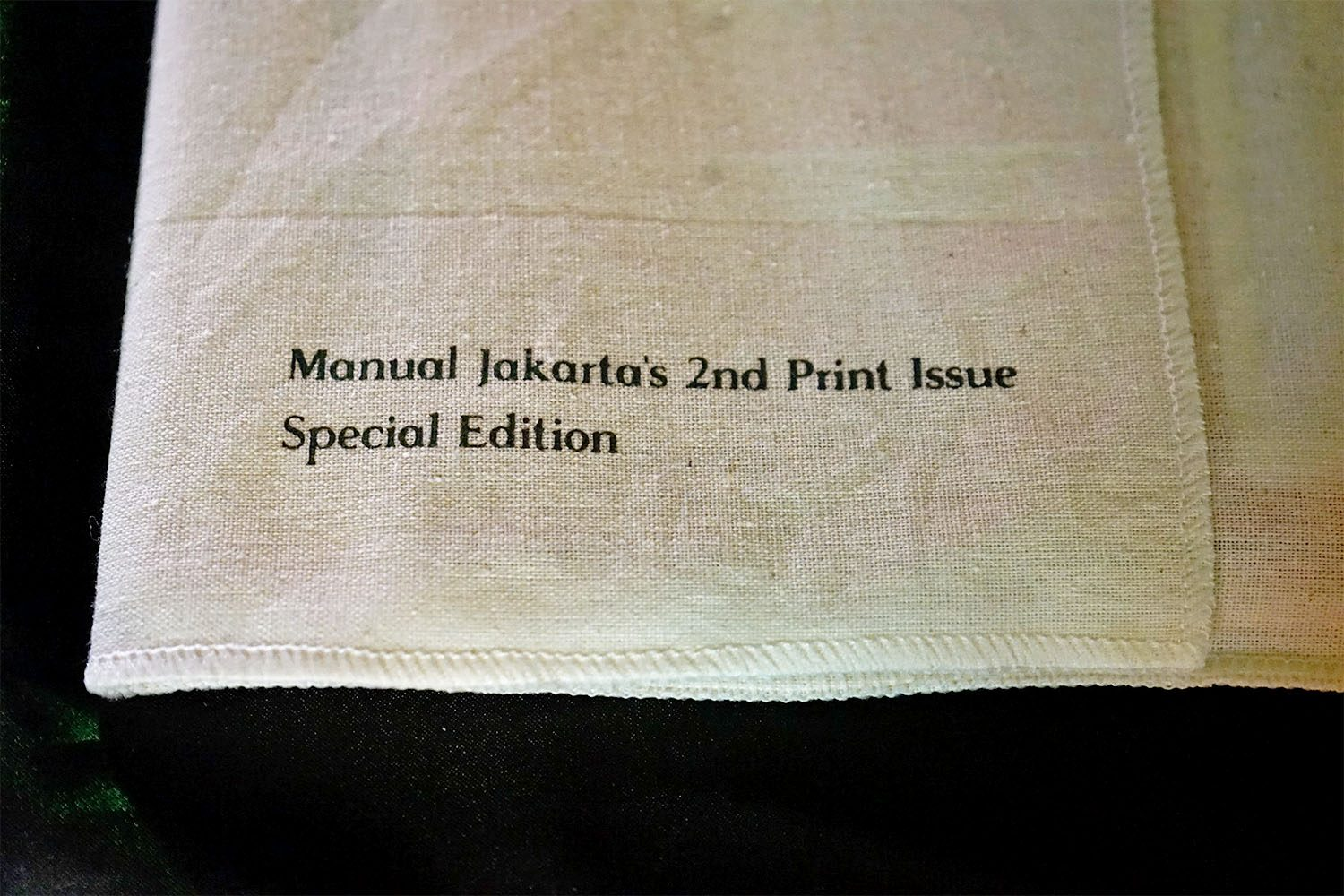MANUAL JAKARTA PRINT ISSUE NO 2 7