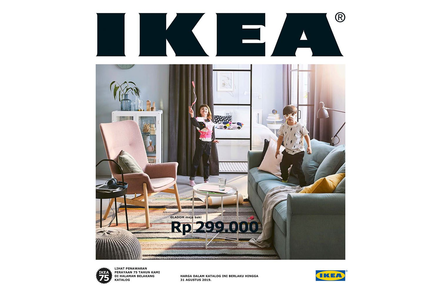 Nhbl Ikea Indonesia Launches Their Earthy And Pastel Dominated