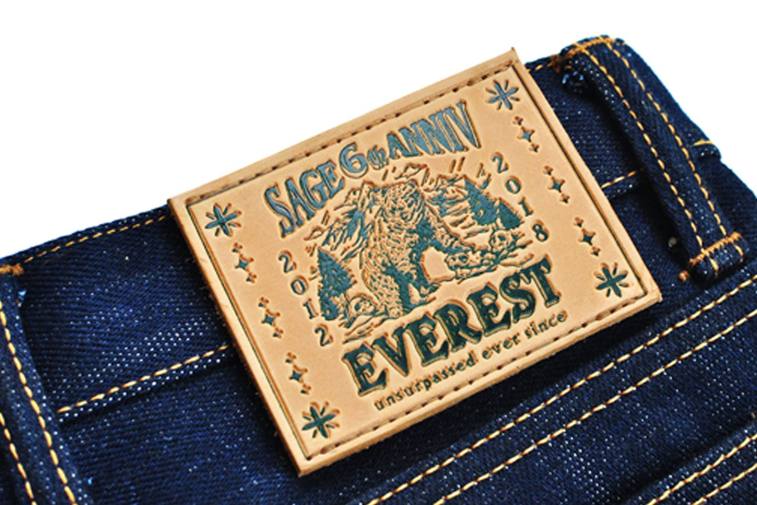SAGE 6TH ANNIVERSARY EVEREST 3