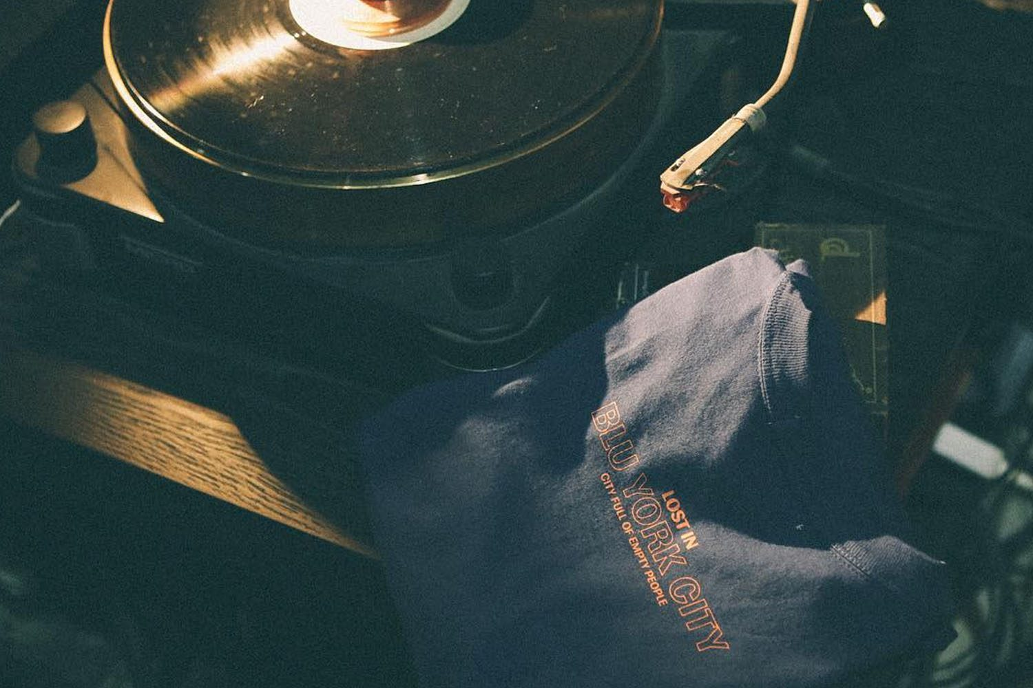 BLUESVILLE THE MINT SESSION DROP 1 1
