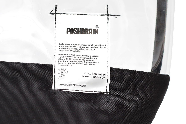 POSHBRAIN PVC BAG 1