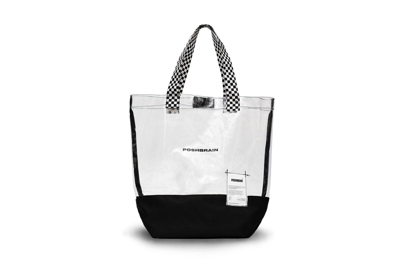 POSHBRAIN PVC BAG 3