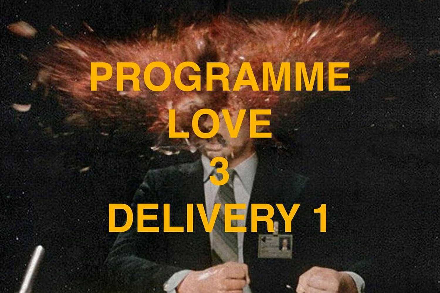 POSHBRAIN PROGRAMME LOVE ISSUE 3 THUMBNAIL