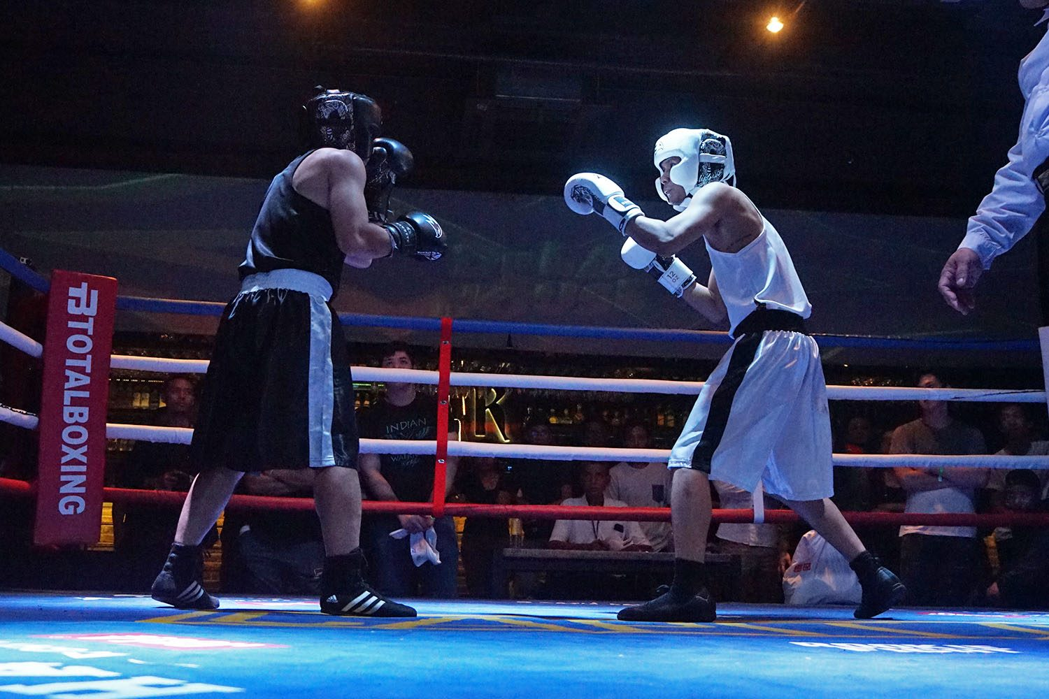 RUMBLE IN THE JUNGLE 18