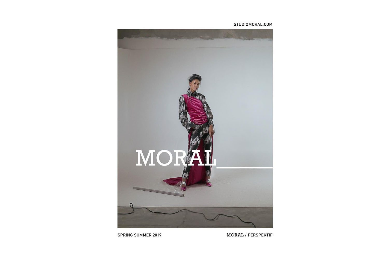 STUDIO MORAL SPRING SUMMER 2019 PERSPEKTIF THUMBNAIL