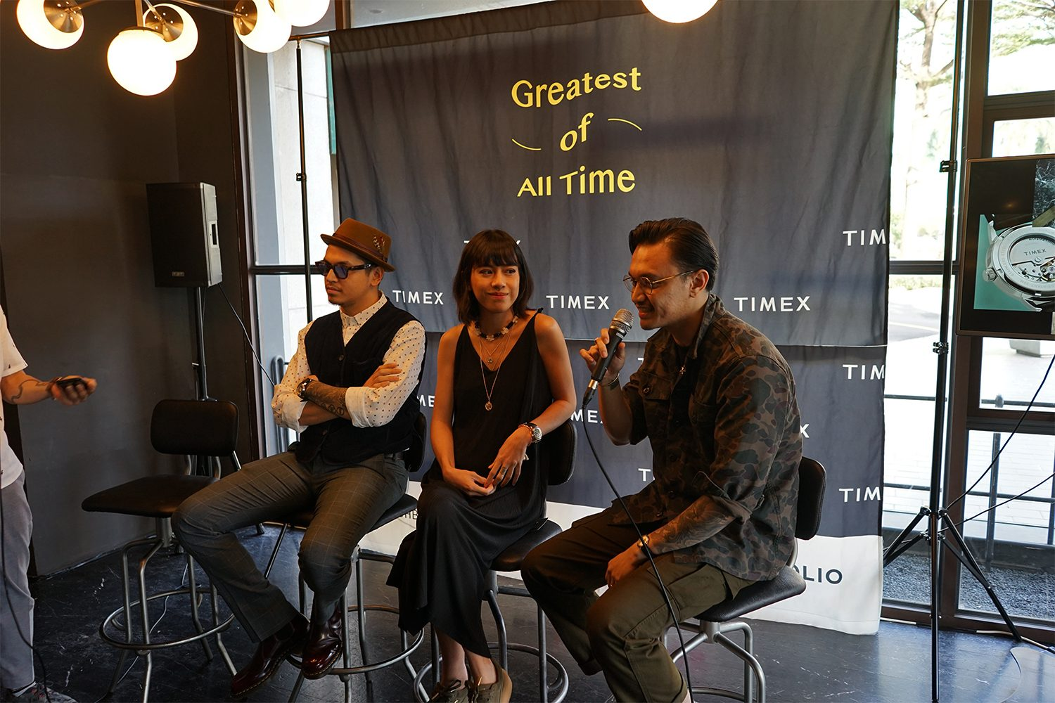 TIMEX INDONESIA GREATEST OF ALL TIME LAUNCHING EVENT 1