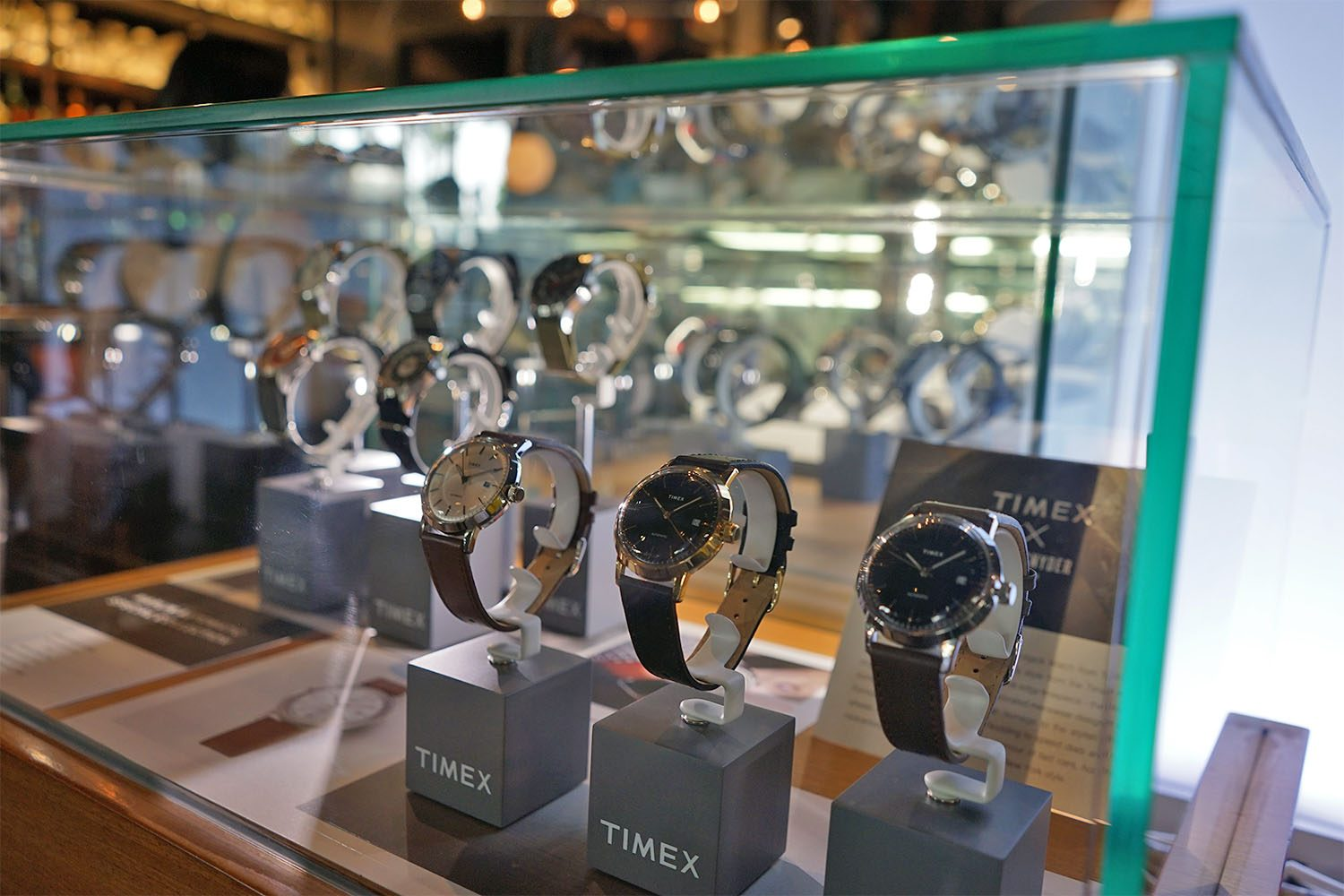 TIMEX INDONESIA GREATEST OF ALL TIME LAUNCHING EVENT 4