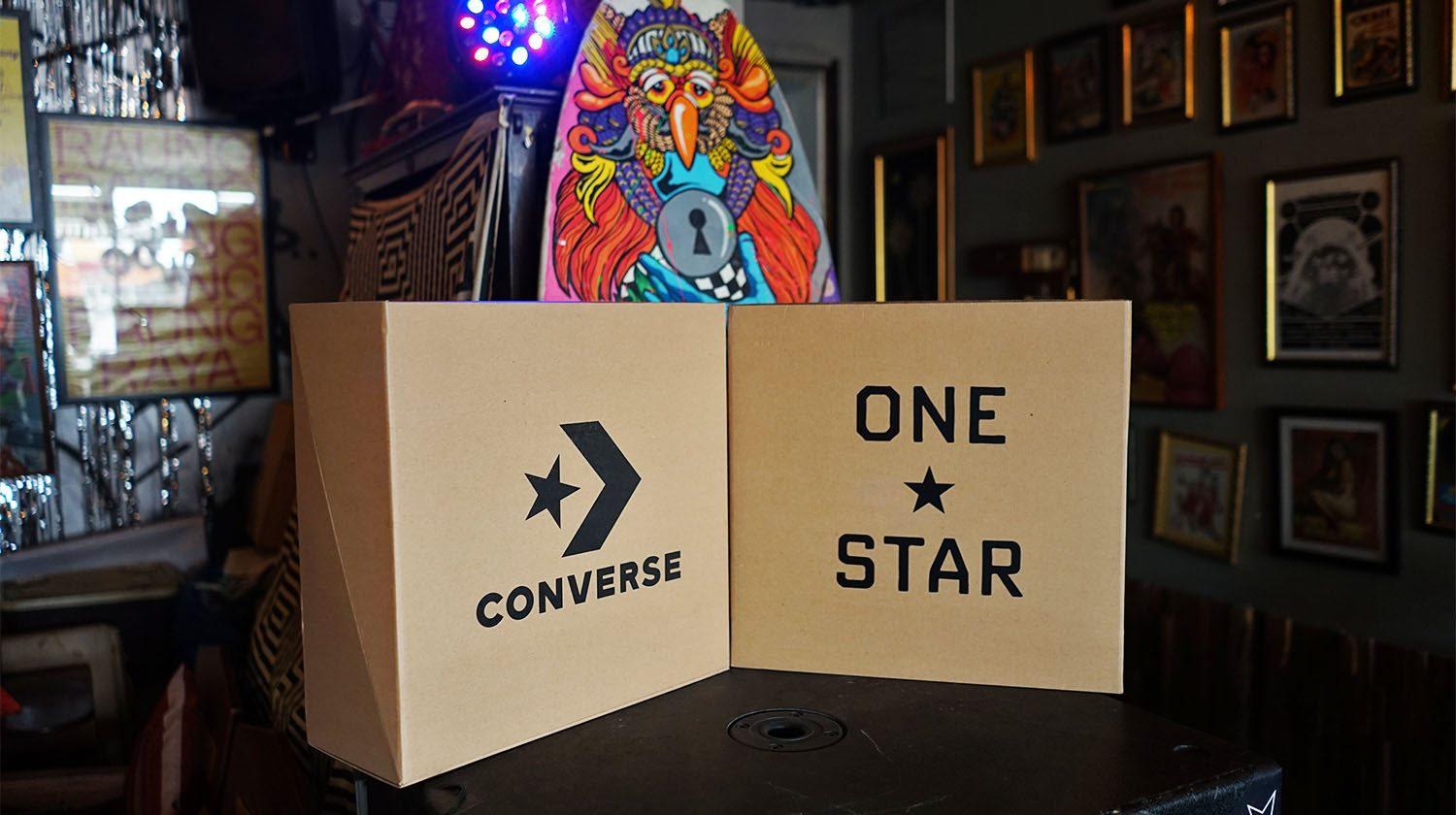CONVERSE X PROJECT 1