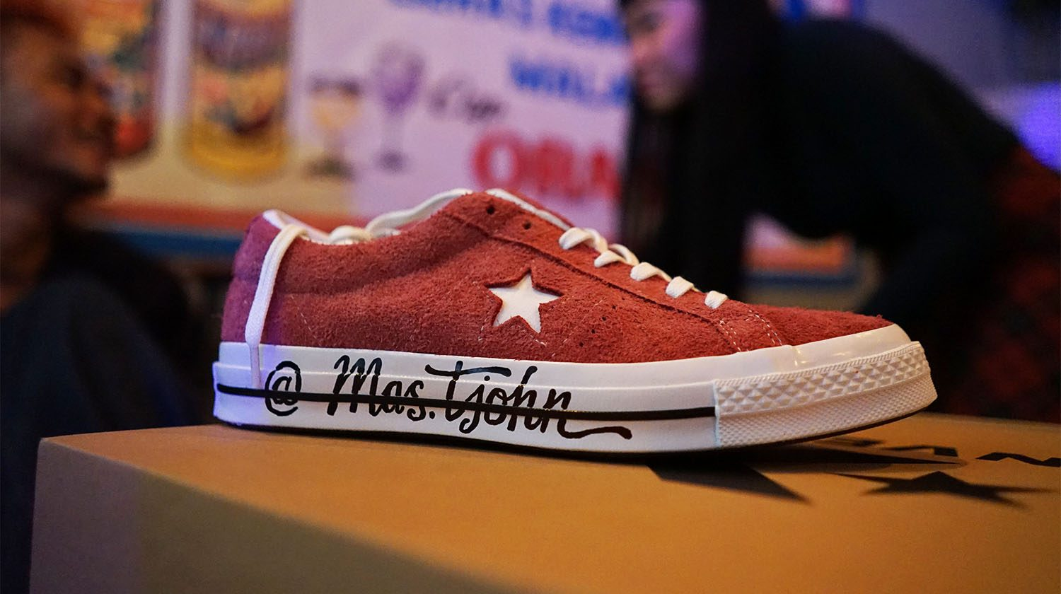 CONVERSE X PROJECT 3