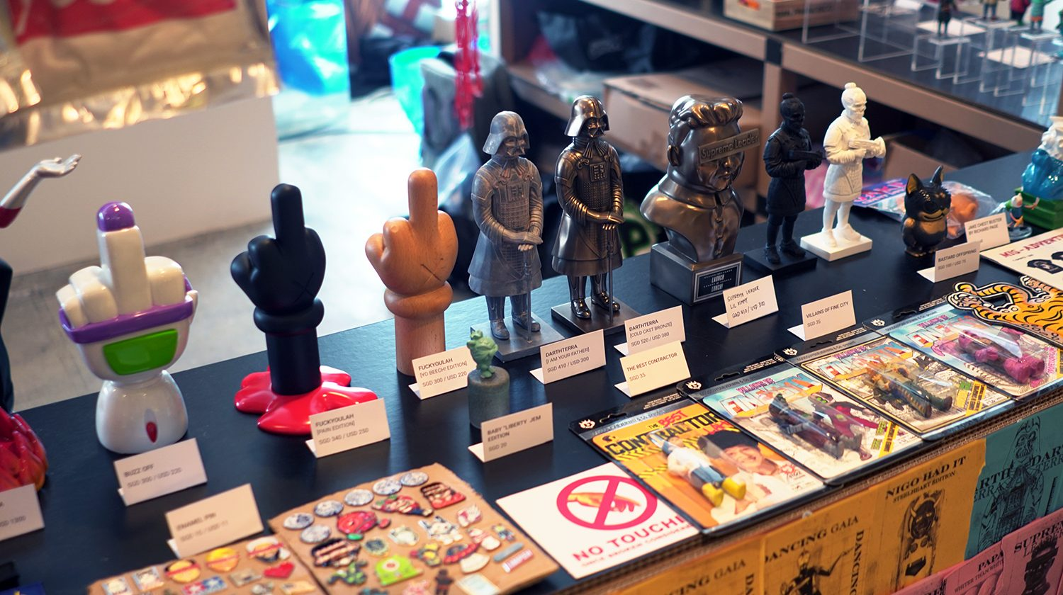 Culture Cartel Toys 4 by Neighbourlist