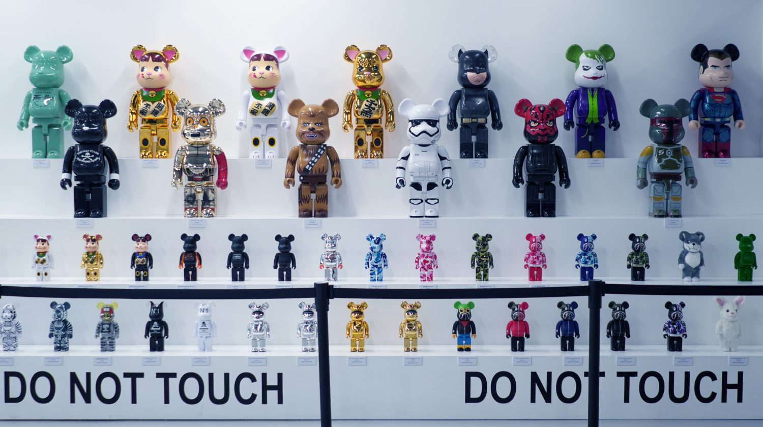 Culture Cartel Toys Bearbrick 2 by Neighbourlist