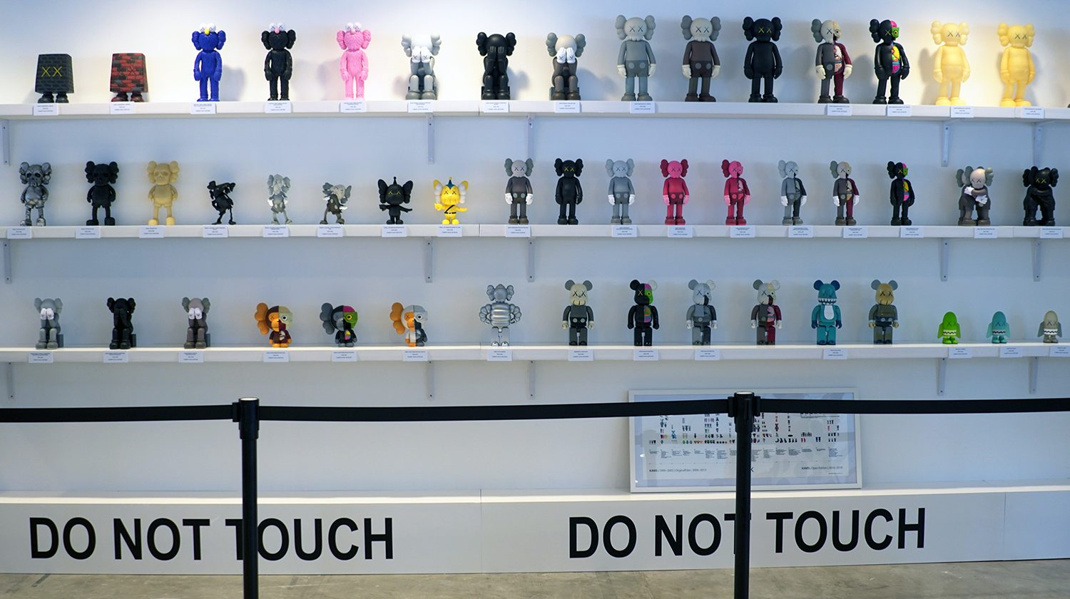Culture Cartel Toys KAWS 2 by Neighbourlist