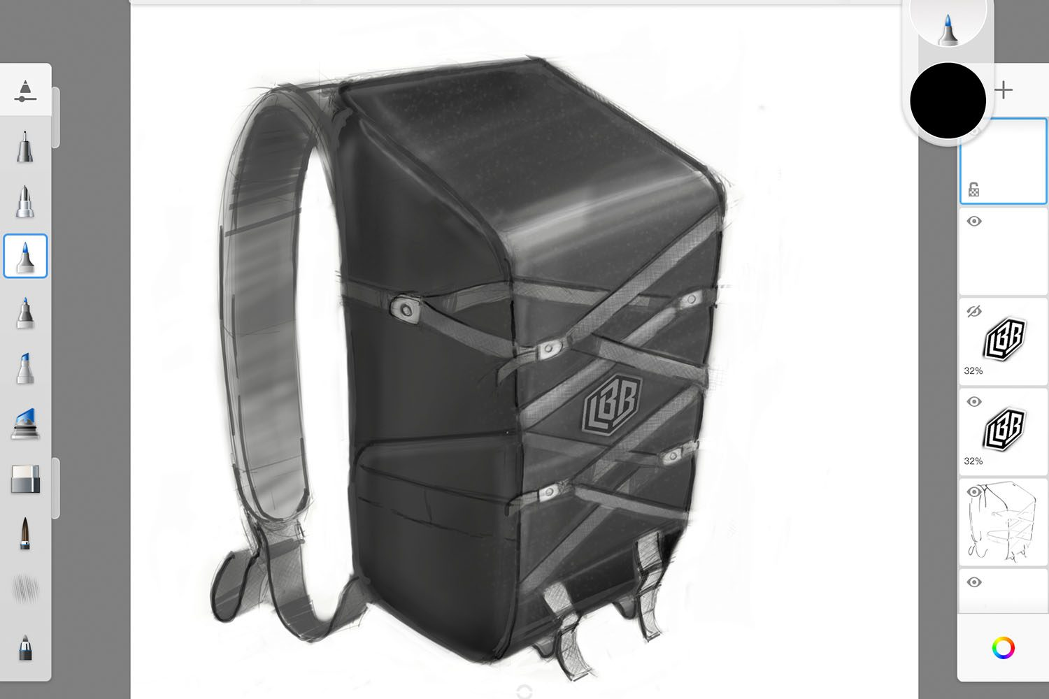 LBB CAMERA BAG SERIES 3