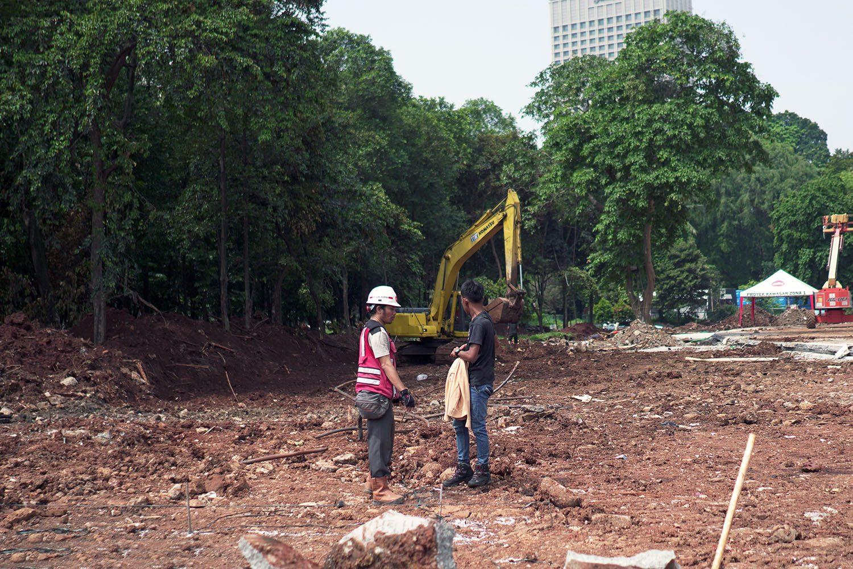 Gelora Bung Karno Jakarta Neighbourlist 2