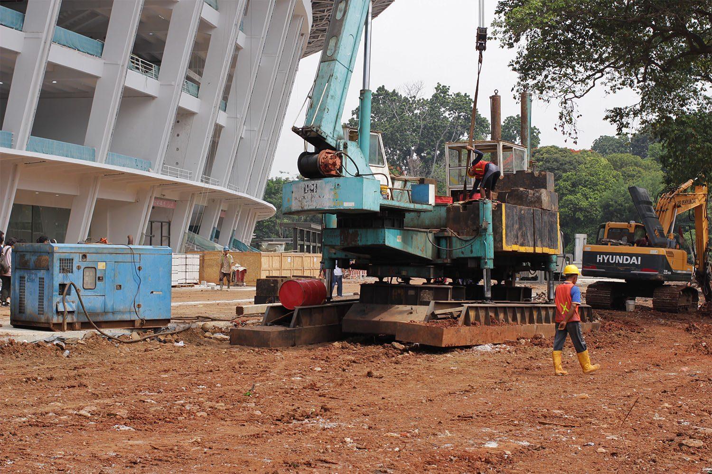 Gelora Bung Karno Jakarta Neighbourlist 7