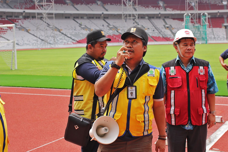 Stadium Gelora Bung Karno Neighbourlist 6