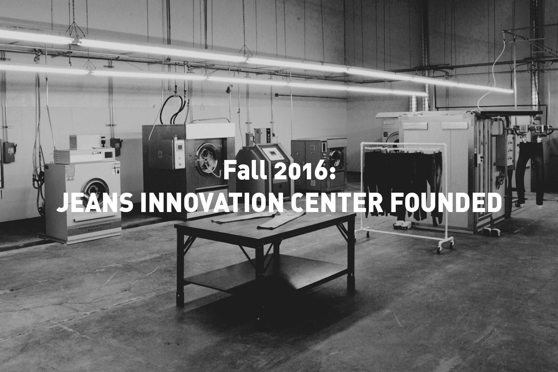 Uniqlo Jeans Innovation Center 1