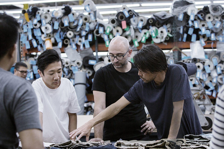 Uniqlo Jeans Innovation Center 3