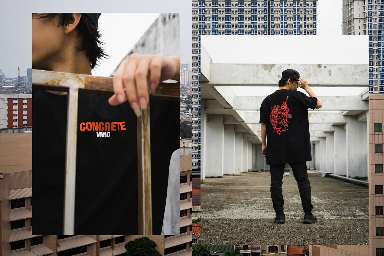 CONCRETE MIND THE PARADOXICAL MIND 1